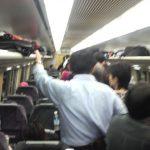 長野◆安曇野/紅葉シーズン到来!混雑する特急あずさ【ふるさと見聞録】