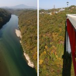 岐阜◆中津川/木曽川を渡る城山大橋が無料開放になりました!【地域情報】