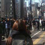 東京◆本部/ふるさと情報館の四ツ谷事務所前です【本部スタッフ・日々の業務より】