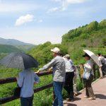 山梨◆八ヶ岳/八ヶ岳・初夏の現地見学会が開催されました【スタッフ・イベント報告】