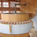 栃木◆那須/道の駅伊王野で蕎麦を挽く【地域店・日々の業務より】