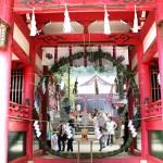山梨◆甲州塩山/夏の禊祭り~菅田天神社~【全国行脚・新ライダー伝説】