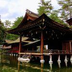 山梨◆小淵沢/八ヶ岳の神社できれいになる?【巡り巡って北杜市探訪記】
