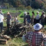 栃木県◆那須町/コンニャク作りと醤油絞り【那須高久の里山日記リターンズ】