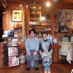 岩手◆奥州市 /奥州衣川の森の中にてカフェがオープンしまして【みちのく岩手・新遠野物語】