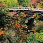 山梨◆大月/「日本三奇橋」のひとつ「甲斐の猿橋」【全国行脚☆新ライダー伝説】